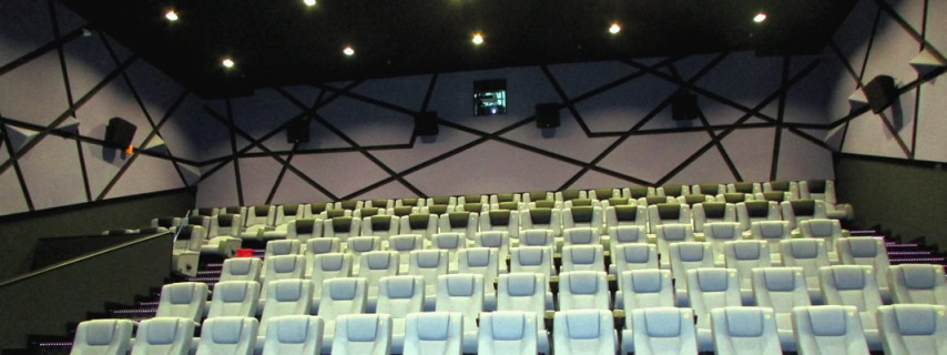 Pearl Cinemas, Acoustics Installation